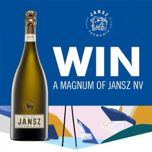 Liquor Marketing Group – Jansz Magnum – Win 1 of 10 bottles of Jansz Premium Cuvee Magnum 1.5L