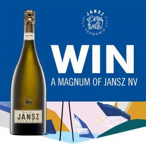 Liquor Marketing Group – Jansz Magnum – Win 1 of 10 bottles of Jansz Premium Cuvee Magnum 1.5L