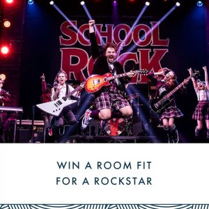 MH Management – Win a one-night stay at Oaks Sydney PLUS 4 tickets to the opening night of School of Rock