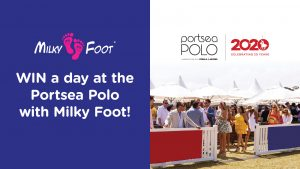 Milky Foot – Win a major prize pack valued at $1,700