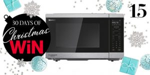 MindFood – Win a Sharp microwave valued at $349