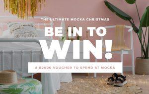 Mocka – Win an Ultimate Mocka Christmas gift