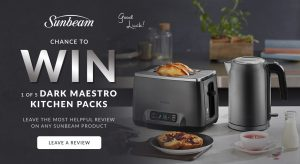 National Product Review – Win 1 of 5 prize packs valued at $168 each