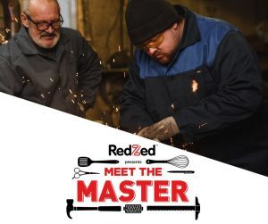 RedZed – Meet The Master – Win a major prize of a trip to meet your nominated Master OR 1 of 5 minor prizes