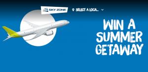 Sky Zone AU – Win a family trip of 4 to the Australia Open