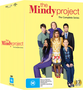 Switch – Win 1 of 3 copies of 'The Mindy Project: The Complete Series' on DVD