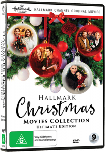 Switch – Win 1 of 5 copies of 'Hallmark Christmas Movies Collection' on DVD