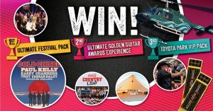Tamworth Country Music Festival – Win 1 of 3 prize packs to the Music Festival