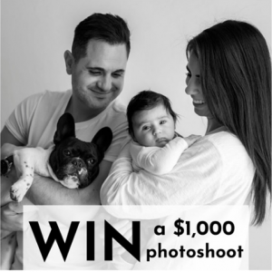 Uber Photography – Win a family photoshoot PLUS $1,000 credit towards prints