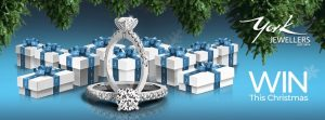 York Jewellers – 12 Days of Christmas – Win 1 of 12 gifts