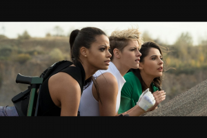 Access Reel – to The Perth Preview of Charlie's Angels at Event Cinemas Innaloo on Wednesday November 13th With Arrivals From 6.15pm for 6.45pm Start