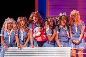 Adelaide Review – Tickets to The Mikado a Riot of Colour and Comedy – gilbert and Sullivan's Most Loved Opera The Mikado Is Fun for All The Family
