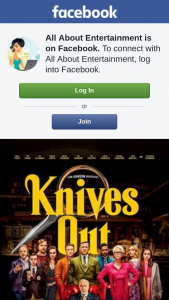 All About Entertainment – to The Preview of Knives Out 7pm Monday The 25th of November at Event Cinemas