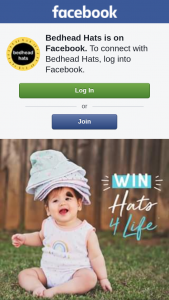 Bedhead hats – Win Bedhead Hats for Life (prize valued at $1,500)