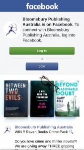 Bloomsbury Publishing Australia – // Raven Books Crime Pack