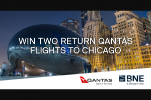 Brisbane Airport Corporation – Win Two Return Flights to Our Newest Destination (prize valued at $6,000)