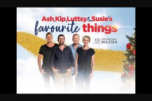 Brisbane Nova 106.9FM – Win Amazing Prizes With Ash