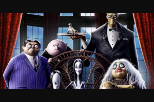 Brisbane Powerhouse – Win a Family Pass (4 X Tickets) to See 'the Addams Family With Thanks to Universal Films