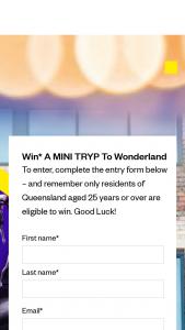 Brisbane Powerhouse – Win a Mystify Michael Hutchence T Shirt and Vinyl