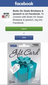 Butts on Seats Brisbane & Ipswich – Win a $100 Visa Gift Card
