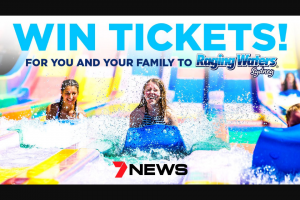 Channel 7 News Sydney – Win 1 of 3 Gift Packs