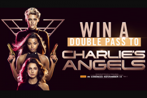 Channel 7 – Sunrise – Win a Prize (prize valued at $400)