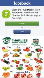 Charlie's Fruit Market Everton Park – Win The Lot