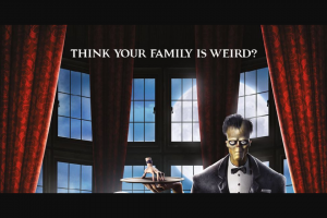 Community News – Win 1 of 10 Family Passes to See The Addams Family