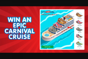 Cruise Sale Finder – Win an Epic 7 Night Cruise to The South Pacific Onboard The Epic Carnival Splendor (prize valued at $1,100)