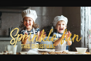 CSR Sugar Christmas junior chef competition – Competition (prize valued at $972.6)