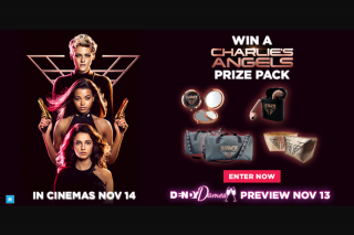 Dendy Cinemas – Win a Day-Saving Prize Pack Including