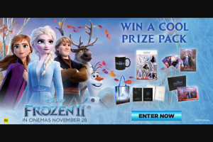 Dendy cinemas – Win a Magnificently Massive Prize Pack Including