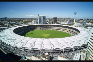 Domain – Win a Box at The Domain Test at The Gabba for You and Your 11 Mates