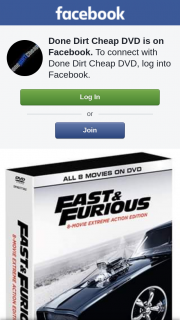 Done Dirt Cheap DVD – Win a Fast & Furious DVD Set
