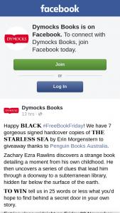 Dymocks – Thanks to Penguin Books Australia