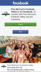 Finn McCool's Fortitude Valley – a $100 Venue Voucher to Use this Sunday (prize valued at $100)