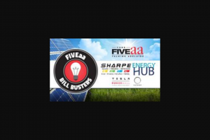 "FIVEaa – Win $200 to Go Towards and Why"" Each Entry Will Be Individually Judged By Representatives of The Promoter Based on The Judging Criteria"