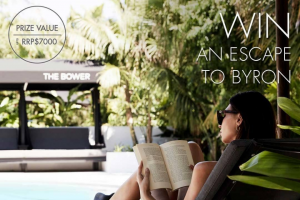 Globe West – Win The Ultimate Escape to Dream Destination Byron Bay Then Holiday at Home Every Day (prize valued at $7,000)