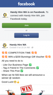Handy Hire WA – Win Two of The First Tickets to The Followtheevidenceaunz Tour (prize valued at $200)