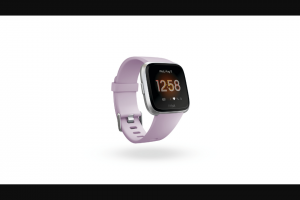 Haven Magazine – a FiTBit Versa Lite In Lilac/ Silver Aluminium (prize valued at $250)