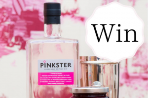 High Tea Society – Win a Bottle of Pinkster Gin & Gin Jam So You Can Create a Wonderful High Tea Experience at Home