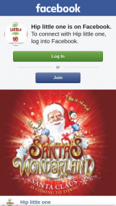 Hip Little One – Win a Santa's Wonderland Family Pass (RRP $180 Admits 4) to a Session of Your Choice