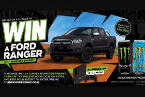 IGA-Foodworks/Foodland – Win a Ford Ranger (prize valued at $600)