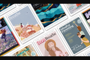 Lovatts Magazines – Win 1 of 4 Mindful Packs Valued at Over $319. (prize valued at $319)