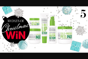 MindFood – Win a Naturally Serious Skincare Pack (prize valued at $260)