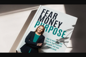 Money Magazine – Win a Copy of Fear Money Purpose