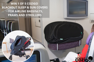 Mouths of Mums – Will Each Receive a Cozigo Sleep & Sun Cover (prize valued at $500)