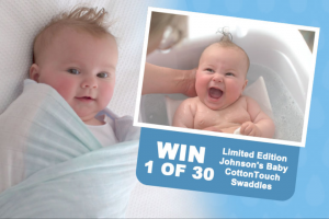 Mum Central – Win a Limited-Edition Swaddle By Filling Out Our Form Below
