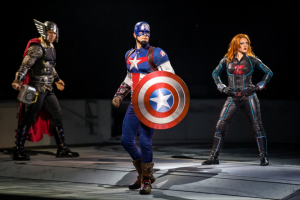 Mum Central – Win a Marvel Universe Live Experience (prize valued at $4)
