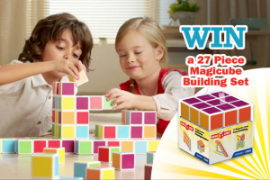 Mum Central – Win The Magicube Free Building Set for Your Child (prize valued at $80)